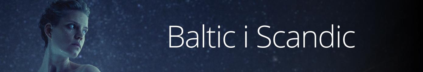 Kabiny prysznicowe Baltic i Scandic