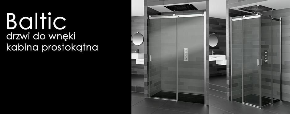 kabiny prysznicowe baltic